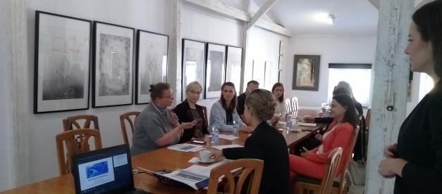 Spotkanie europosłanki Danuty Jazłowieckiej z agencjami pracy zorganizował OKAP