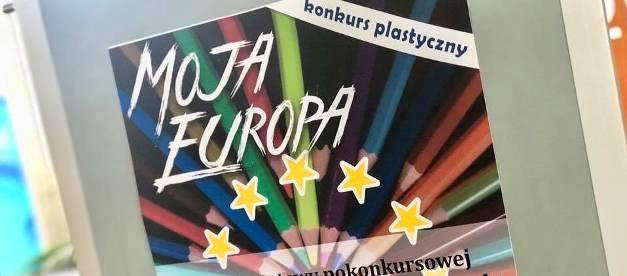 Nagrody w szóstej edycji konkursu plastycznego Moja Europa rozdane!