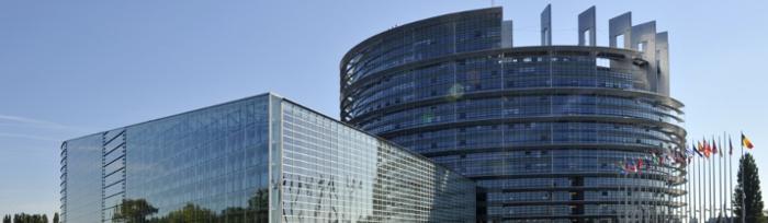 Parlament Europejski (Strasburg)