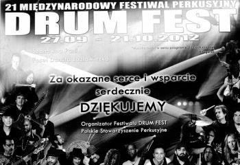 Drum Fest Opole 2012