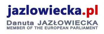 Logotype of MEP Danuta Jazłowiecka.jpeg