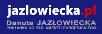 Logotyp Posłanki Danuty Jazłowieckiej